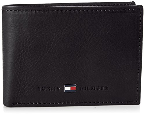 tommy-hilfiger-johnson-mini-cc-flap-coin-pocket-portefeuille-noir-990-black-taille-unique