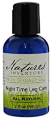 Natures Inventory  Non Greasy Gel All Natural Night Time