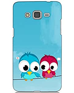 Samsung galaxy on 7 Back Cover Designer Hard Case Printed Cover