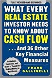 img - for What Every Real Estate Investor Needs to Know About Cash Flow 2nd (second) edition book / textbook / text book