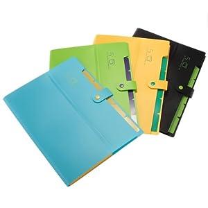 chemise porte documents pochette paquet de rangement classeur pour papier a4. Black Bedroom Furniture Sets. Home Design Ideas