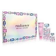 Radiance by Britney Spears for Women 3 Piece Set Includes: 3.3 oz Eau de Parfum Spray + 3.3 oz Body…