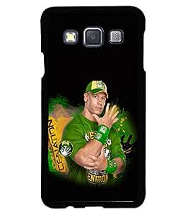 printtech WWE John Cena Back Case Cover for Samsung Galaxy A3::Samsung Galaxy A3 A300F