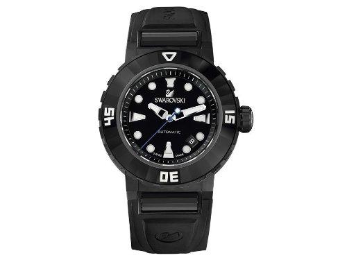 8558989132544c Swarovski Octea Abyssal Watch Black - Ribeiro Goncalvesnas