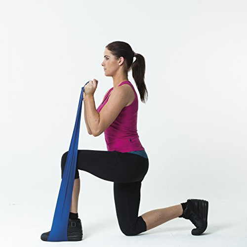 Portable exercise equipment resistance stretch bands