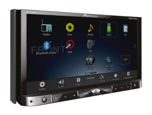 Pioneer AVH-X8500BT 7 inch Mulitmedia Player Black Friday & Cyber Monday 2014