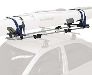 thule 887 slipstream kayak roof rack mount. Black Bedroom Furniture Sets. Home Design Ideas