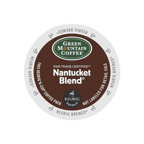 Green Mountain K-cups 2.0