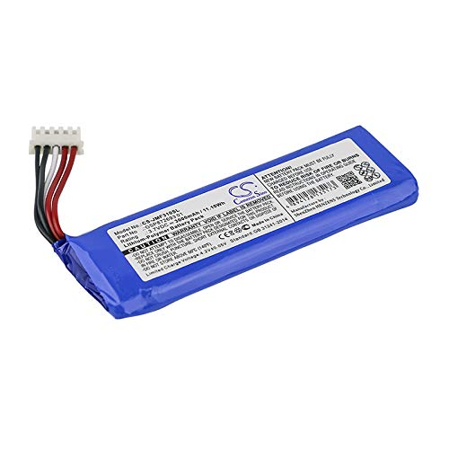 CameronSino Battery for JBL Flip 4, Flip 4 Special Edition, JBL Flip 4 3000mAh Li-ion 1 Year Warranty