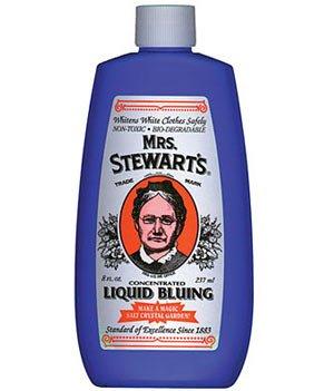 Mrs. Stewart's Liquid Bluing (case of 12 8-oz. bottles)
