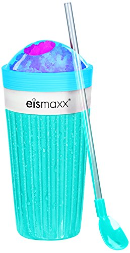 02111 eismaxx Slush Ice Becher, blau