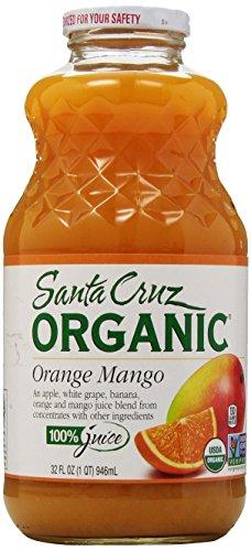 Santa Cruz Organic Orange Mango Juice, 1 Quart (Organic Juice compare prices)