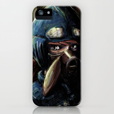 Society6/ソサエティシックス iphone5/5Sケース 風の谷のナウシカ ジブリ Nausicaa_of_the_Valley