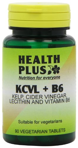Health Plus KCVL + B6 Slimming and Weight Control Supplement - 90 Tablets
