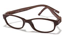 Vincent Chase Flex VC 8031 Brown C3 Kids' Eyeglasses (Kids 6-10 yrs)