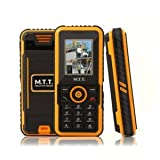 Comparer MTT SUPER ROBUST NOIR ORANGE