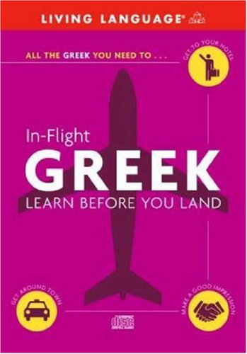 In-Flight Greek: Learn Before You Land (LL (R) In-Flight)