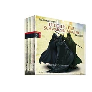 eBook Cover für  Die Gilde der schwarzen Magier Trilogie Die Rebellin Die Novizin Die Meisterin