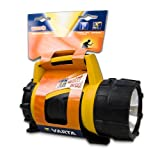 Varta Industrial Work Lantern - Robust and Resilient Designby Varta