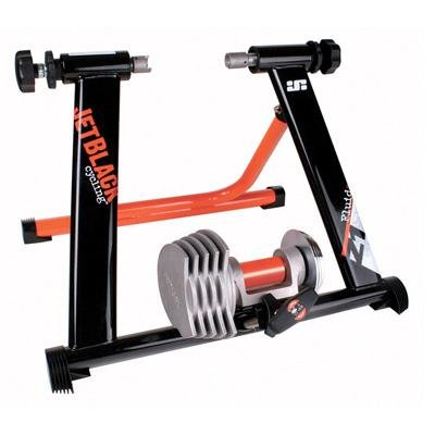 JetBlack Z1 Fluid Indoor Bicycle Trainer - JBT-Z1FLUID 