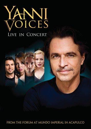 DVD : Yanni - Live in Concert (DVD)