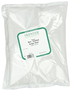 Frontier Ginger Root Ground non-sulfited, 16 Ounce Bags (Pack of 2)