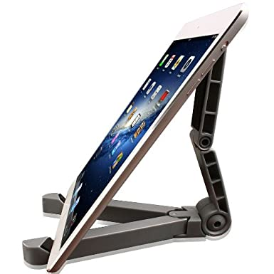 Arkon Portable Fold Up Tablet Stand for iPad and Tablet ($11.95)