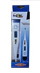 My care Digital Thermometer with 1 Year manufacturer warranty