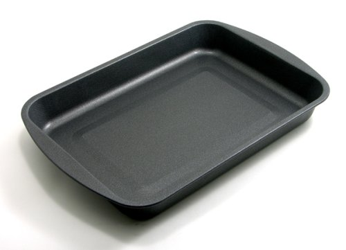 ProBake Teflon Platinum 14-1/2-by-10-1/2-by-2-Inch Roasting Pan