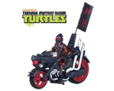 Teenage Mutant Ninja Turtles Dragon Chopper