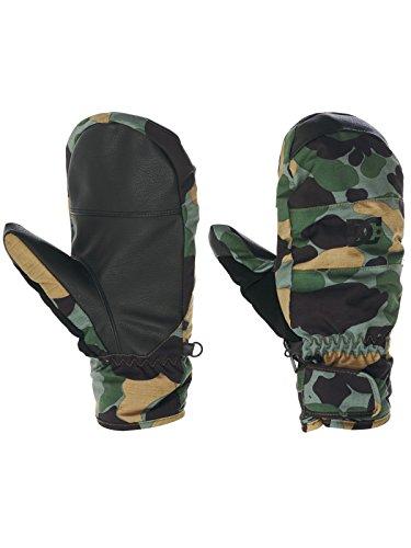 Guanto DC Shoes Snowboard Seger Mitt camo (L)