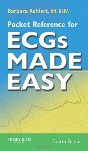 Pocket Reference for ECGs Made Easy, 4e