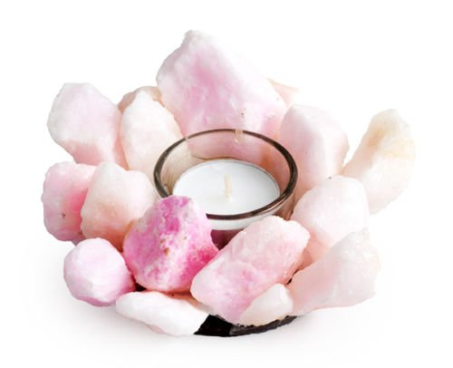 small-pink-aragonite-tea-light-candle-holder-approx-35-healing-mediatation