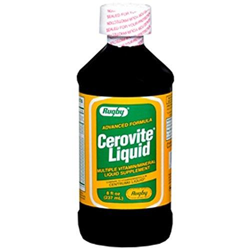 Liquid Multivitamins For Adults