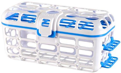 Munchkin Deluxe Dishwasher Basket, Colors May Vary Image