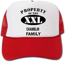 Property of the XXL Chamblin Family Hat / Cap