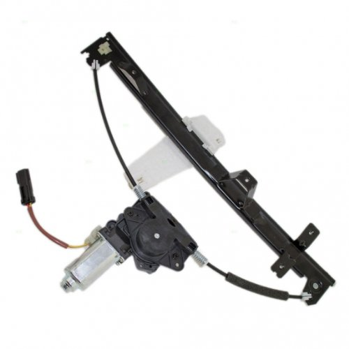 New Front Drivers Side Window Lift Regulator and Motor