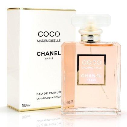LuxuryFragrance discount duty free COCO Mademoiselle by_CHANEL Eau De Parfum Spray 3.4 FL OZ [New with Box]