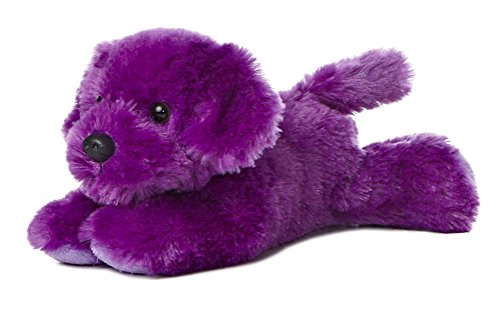 "Precious Pup Purple 8"" by Aurora - 1"