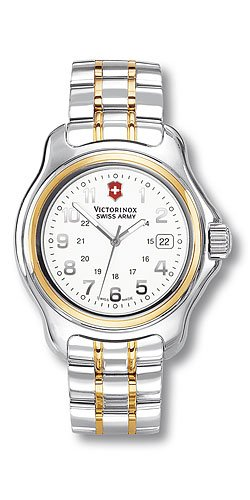 victorinox swiss army mens officers 1884 watch 24727