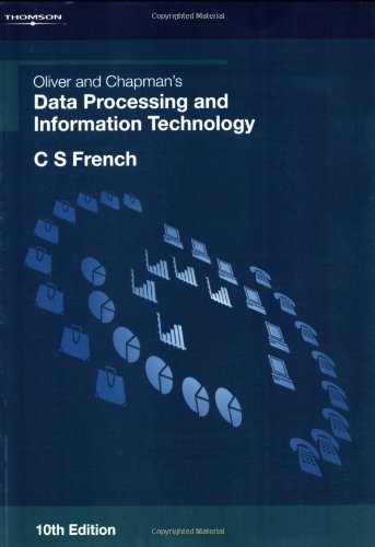 Data Processing and Information Technology, by Carl (C S French) French