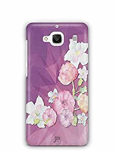 YuBingo Flowers Designer Mobile Case Back Cover for Xiaomi Redmi 2S