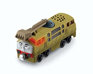 Thomas the Train: Take-n-Play Talking Diesel 10