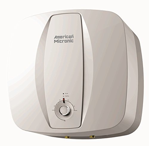 AMERICAN MICRONIC- 15 Litre Imported Water Heater, 8 Bar pressure with Glass Lined tank- AMI-WHP-15LDx