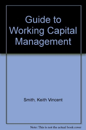 Guide to Working Capital Management PDF