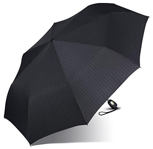 esprit-uomo-mini-tecmatic-knirps-ombrello-97-centimetri-needle-stripe-black-hw11