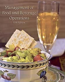 Management of Food And Beverage Operations086651323X : image