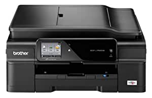 Brother DCP-J752DW A4 Colour Inkjet Multifunction Wireless Printer (Print/Scan/Copy)