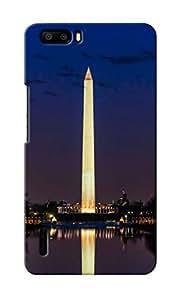 CimaCase Washington Monument Designer 3D Printed Case Cover For Huwaei Honor 6 Plus