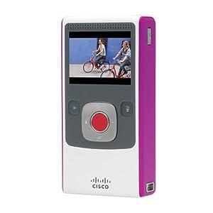 Flip UltraHD 3rd Generation 4GB, Magenta